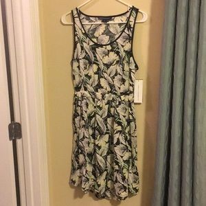 NWT french connection dress with open back